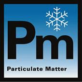 Particulate Matter Logo