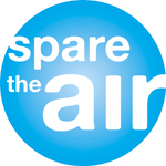 Spare the Air logo